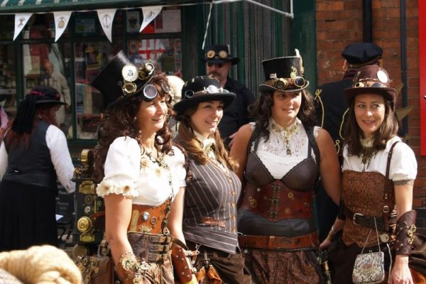 Deal sees steampunk festival secured in Lincoln until 2026