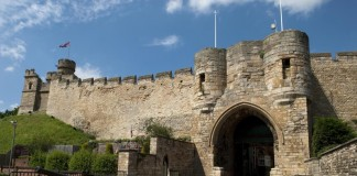 First ever dog-friendly weekends at Lincoln Castle