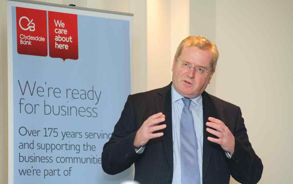 Clydesdale Bank holds Business Week