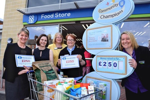 More for Co-op members thanks to successful years