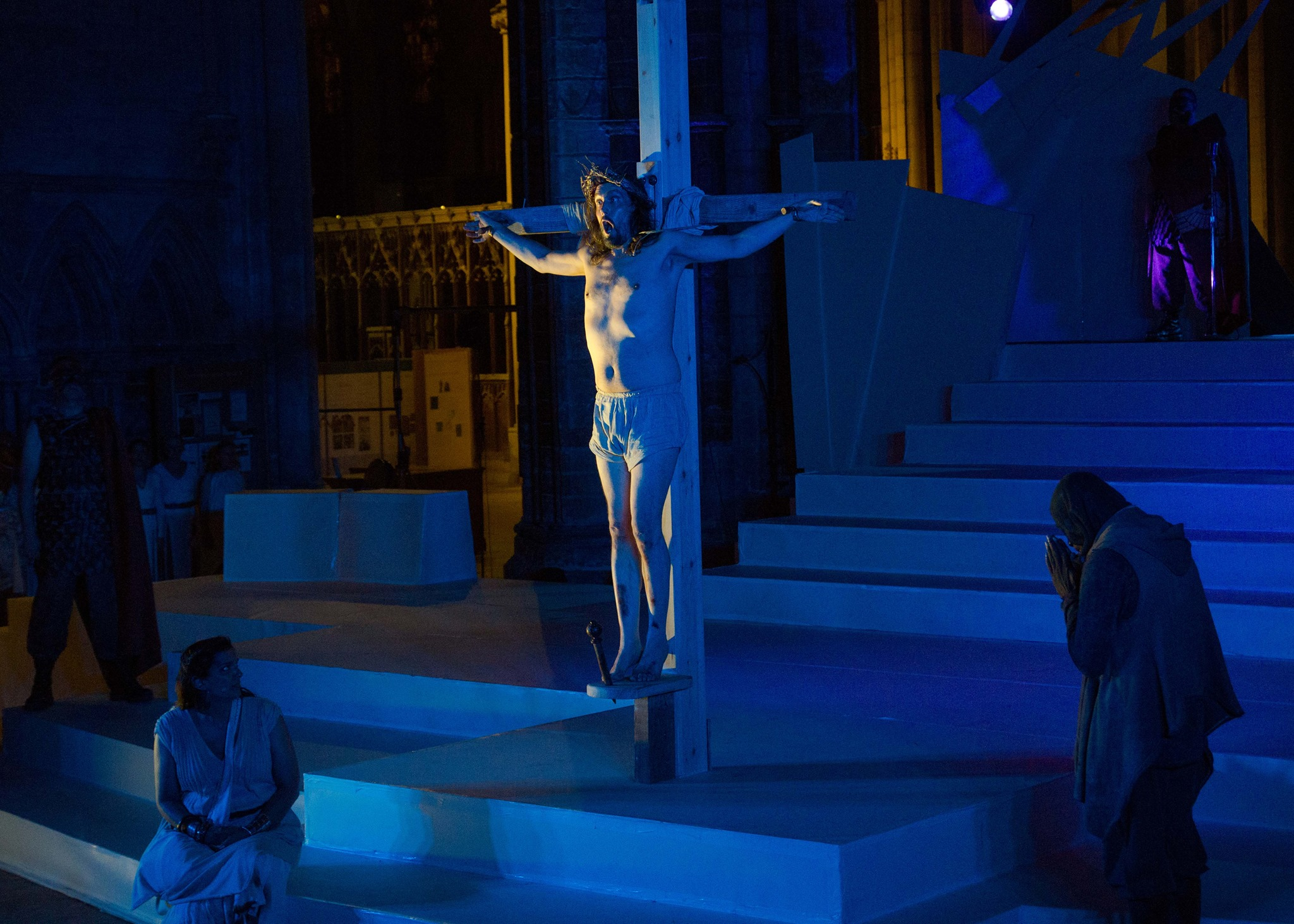 Jesus Christ Superstar sellout show returns to Lincoln Cathedral