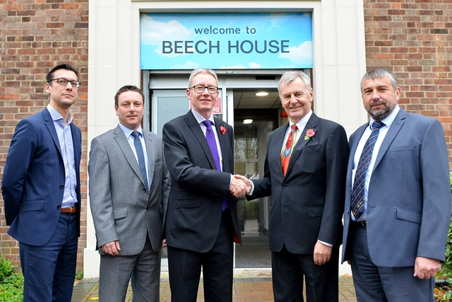 NHS Trust signs major property deal in Lincoln