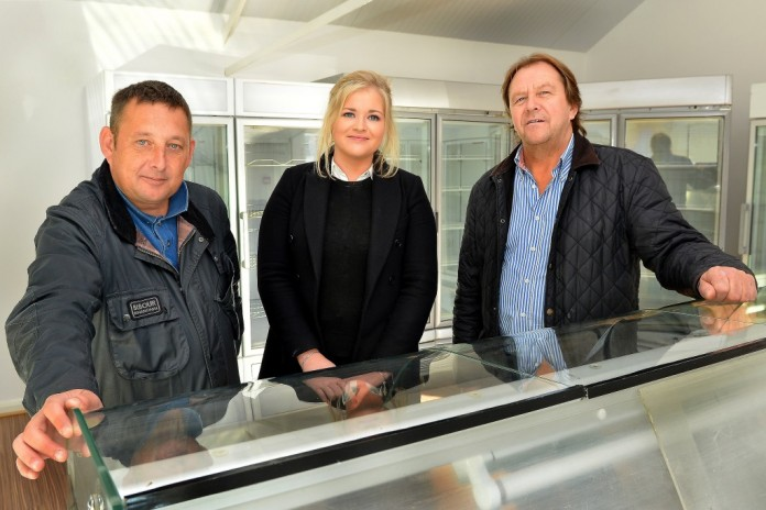Grimsby entrepreneurs open Lincoln Seafood Centre