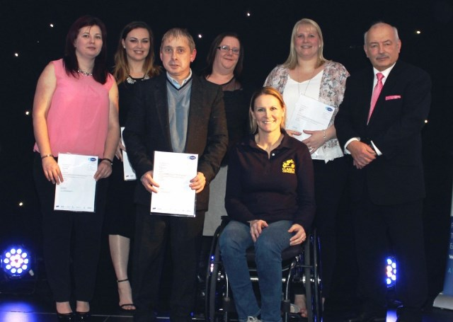 Rewards for LACE housing staff and volunteers