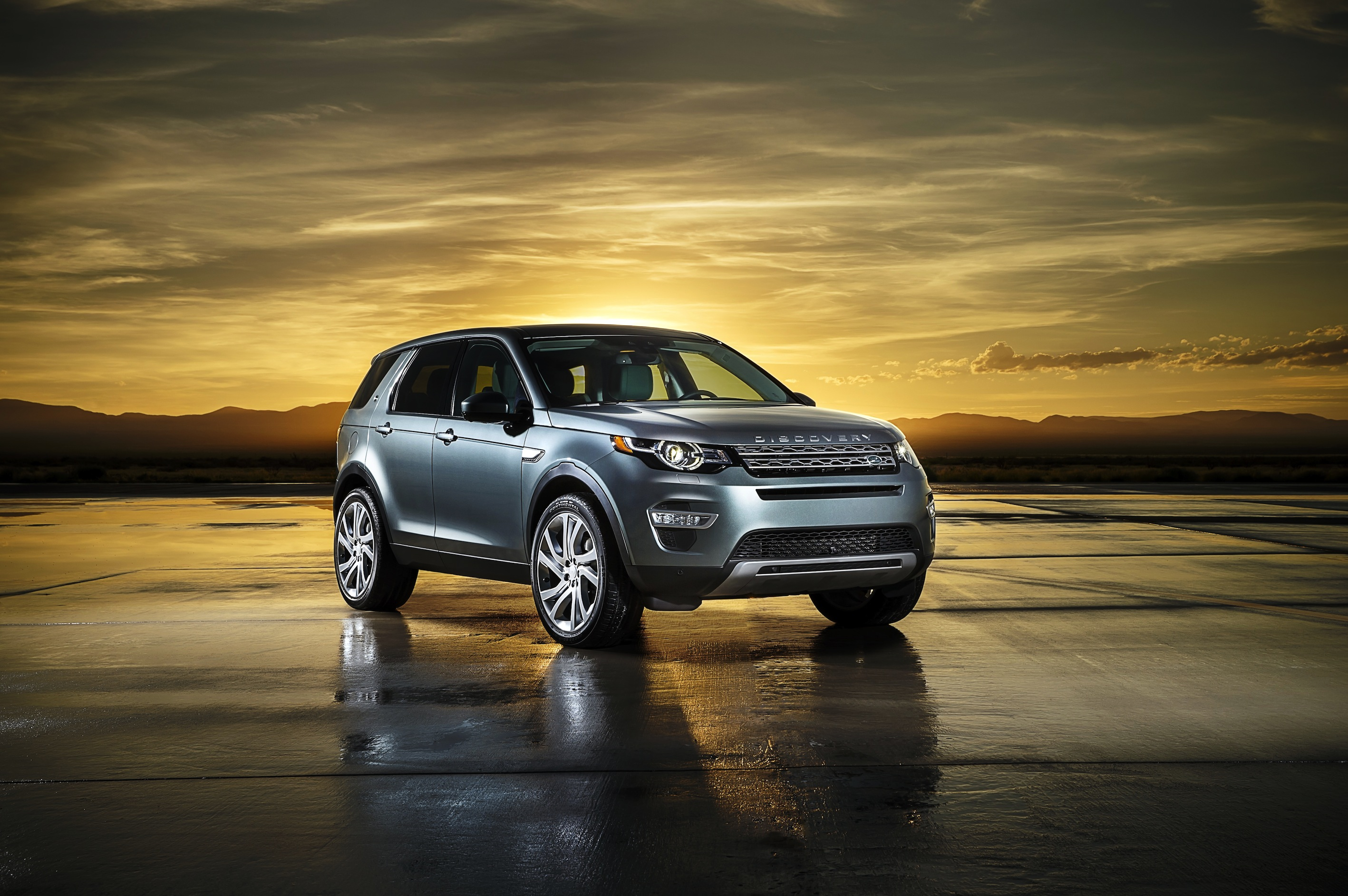 All-New Land Rover Discovery Sport