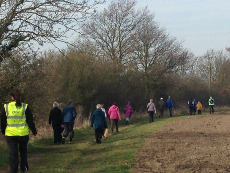 North Kesteven health walks going strong for 2016