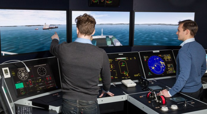 £7m investment in simulators for Immingham base