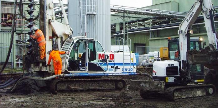 Scunthorpe's Britcon wins £2.3m civils project