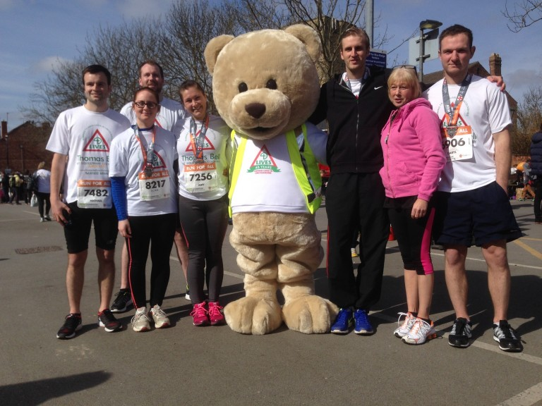 Life-saving charity urges Lincoln residents to sign up for 10k