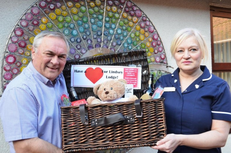 Love your local hospice this Valentine's Day