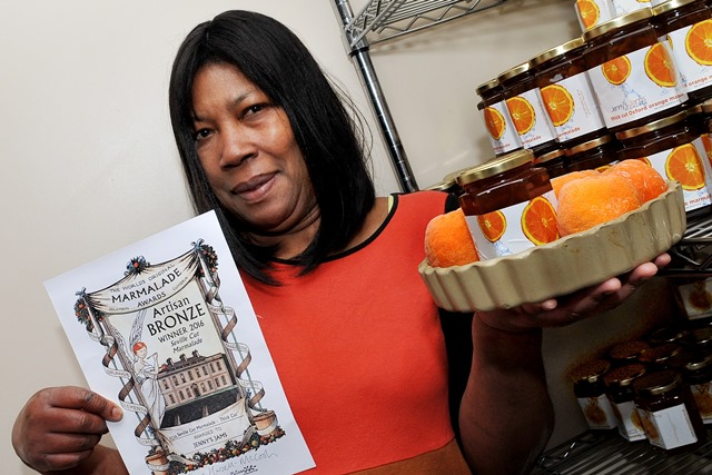 """Lincolnshire's """"Queen of Preserves"""" wins bronze"""