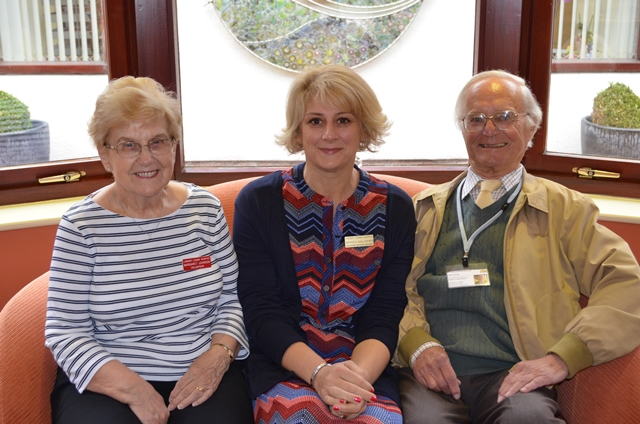 Lindsey Lodge Hospice celebrates with its 500 volunteers