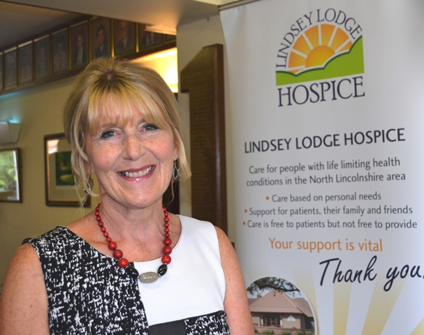 GBBO winner puts in guest appearance for Lincs hospice