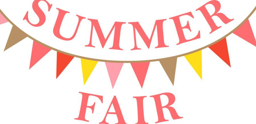 Summer Fair Bunting Lincolnshire Today