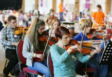 Lincs community music charity shortlisted for national award
