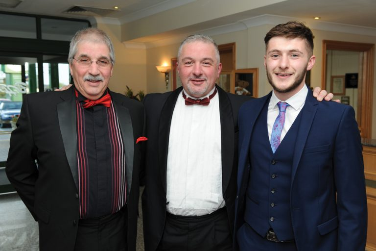 Lincoln Sportsman's dinner