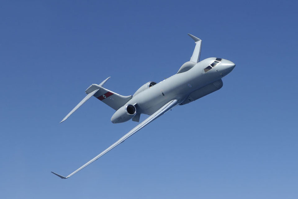 131m support contract for RAF Sentinel aircraft will secure