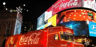 Coca-Cola Christmas Truck stopping off in Lincolnshire this month