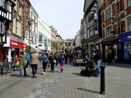 Lincoln crowned UK's fifth happiest place to live and work