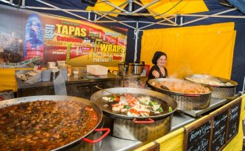 Lincoln high street to celebrate world cuisine