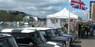 Mini madness as annual event returns for tenth year