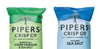 Brigg crisp brand Pipers acquired by PepsiCo