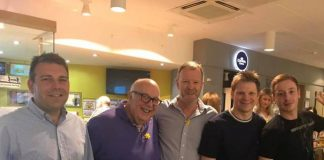 Marshall Brewson raise £2,200 for Marie Curie with bowling day