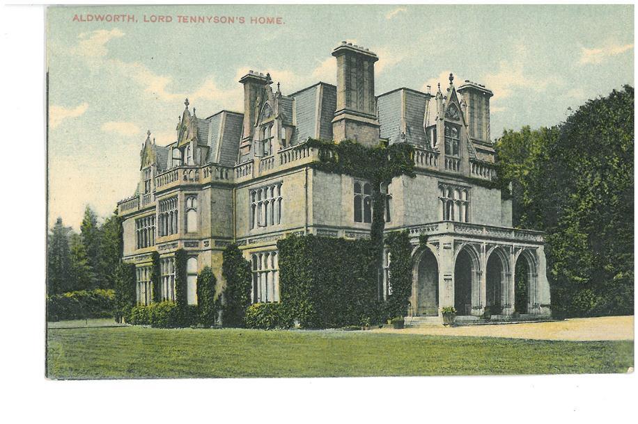 Tennyson Research Centre exhibition to celebrate poet's ...