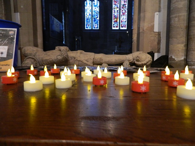 Light up a Life this December at Grimsby Minster
