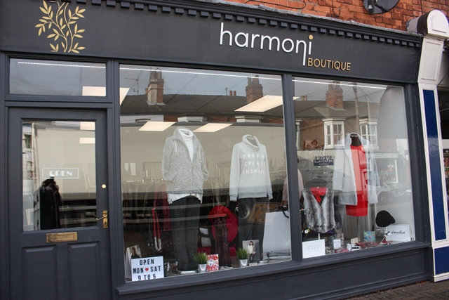 Harmoni Boutique launches brand-new website