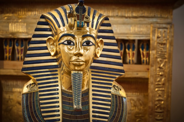The Collection commemorates discovery of Tutankhamun's tomb
