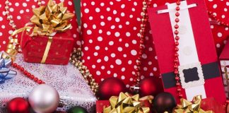 Late night Christmas shopping at Eve & Ranshaw