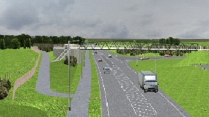 Council looking into options for Lincoln Bypass after Carillion liquidation