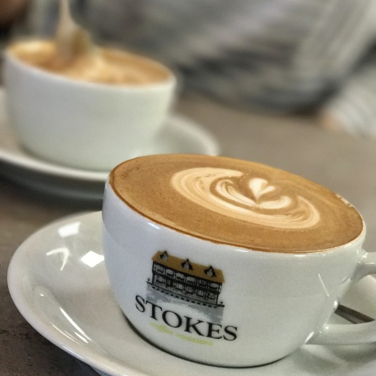 Become an expert barista for the day with Stokes