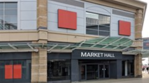 New market building bought in major town centre investment