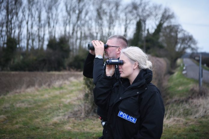 Operation Galileo a success with drop in hare coursing