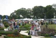 Woodhall Spa gets first garden festival for May bank holiday