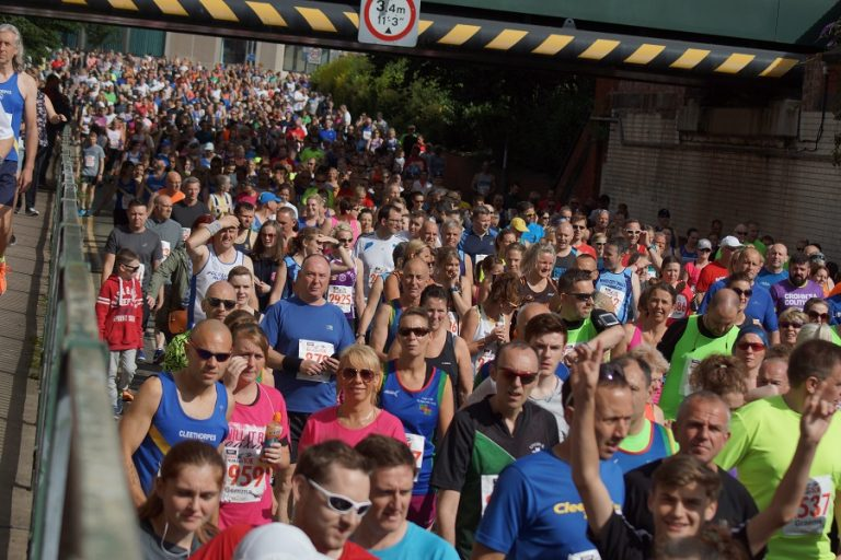 Less than one month to bag a place in the Ørsted Great Grimsby 10k