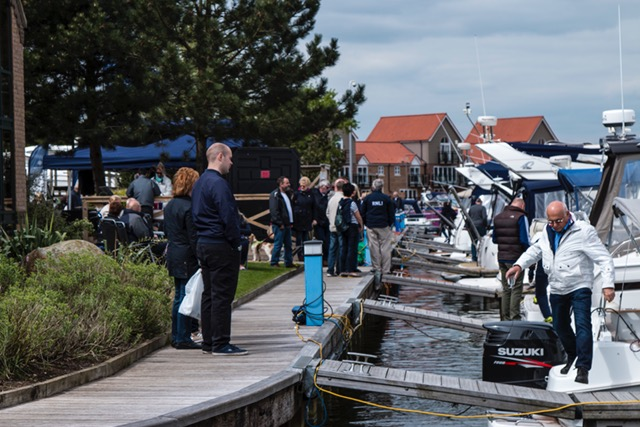 Lincoln businesses set sail to raise money for charity