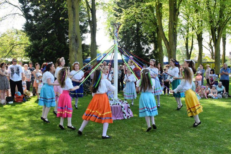 6000 visitors flock to Wyndham Park