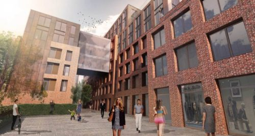 300 student apartments set for Lincoln after £25m deal