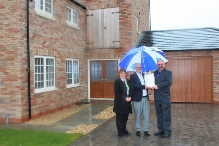 First Phase of Brigg development completed