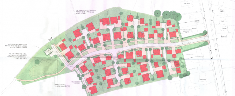 50 new homes approved in controversial move by council
