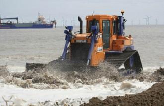 £7m Lincolnshire coast flood scheme gets underway