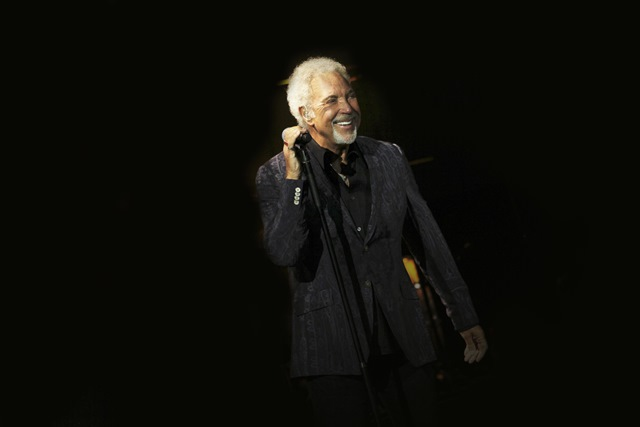 Tom Jones heads to Belvoir Castle on 22nd July