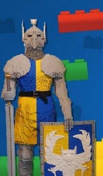 Lincoln Castle Lego Lincolnshire Today