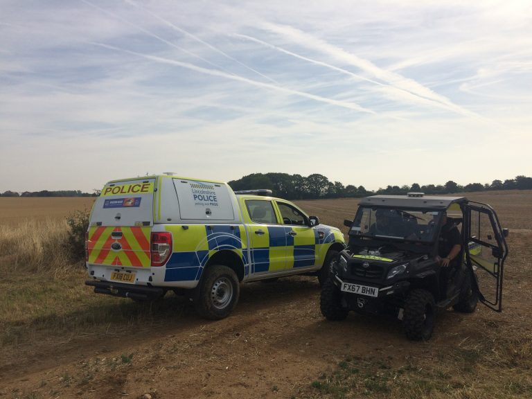 Operation Galileo returns to tackle hare coursing in Lincolnshire