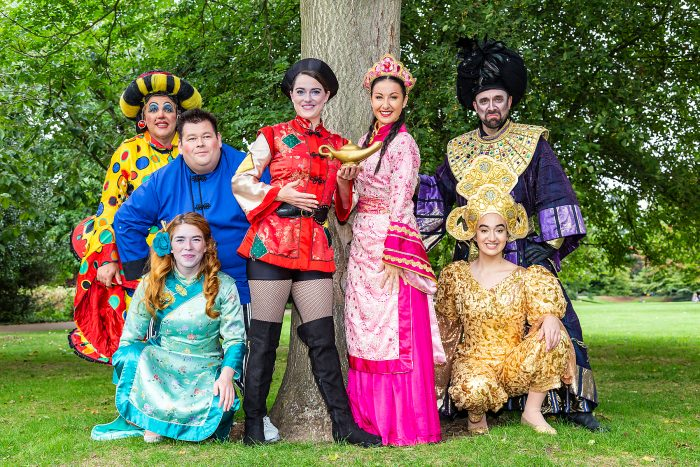 Palace Theatre announced full Aladdin cast ahead of launch
