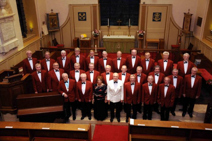 Grimsby's Orpheus Male Voice Choir gets ready for 70th anniversary