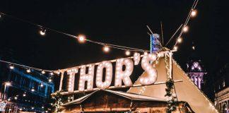 THOR'S tipi bar returning to Lincoln this Christmas